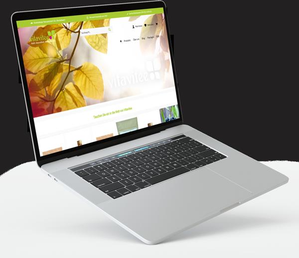 Shopware Freelancer Onlineshop als Referenz